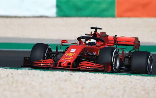 Sebastian Vettel ist viermaliger Weltmeister