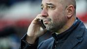 Spanish and Luxemburgish owner of the Lille football team Gerard Lopez speaks on the phone as he arrives prior to the French L1 football match between Paris Saint-Germain (PSG) and Lille (LOSC) at the Parc des Princes stadium, in Paris, November 2, 2018. (Photo by FRANCK FIFE / AFP)        (Photo credit should read FRANCK FIFE/AFP/Getty Images)