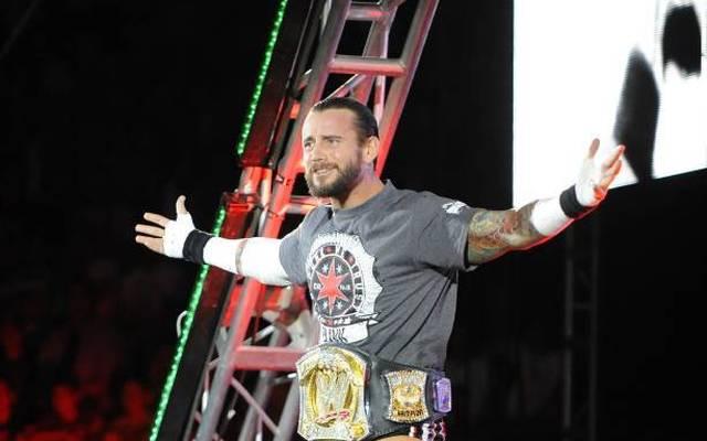 CM Punk ist nach eigenen Angaben nicht der Mystery-Mann von AEW