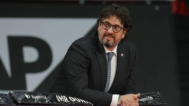 Andrea Trinchieri will bei Bayern München verlängern