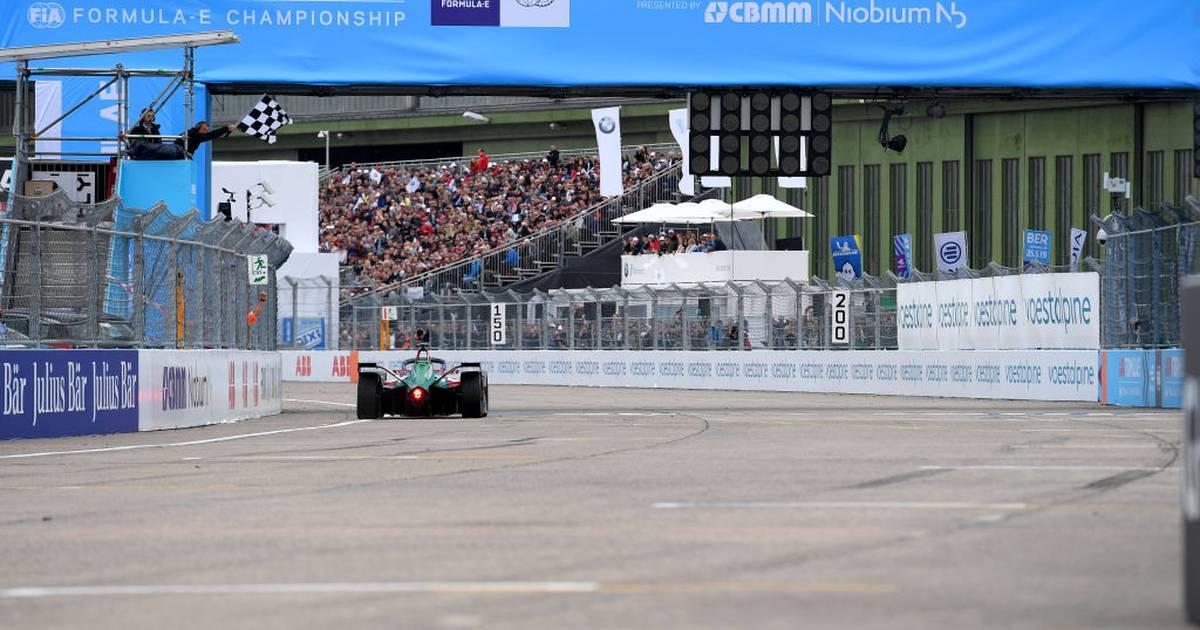 Formel E: Saison soll in Berlin zu Ende gehen