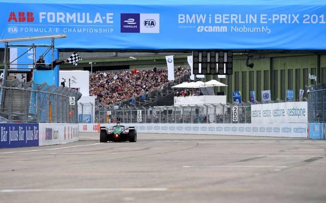 Die Saison der Formel E soll in Berlin zu Ende gehen