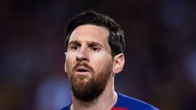 Lionel Messi fehlte im Barca-Training