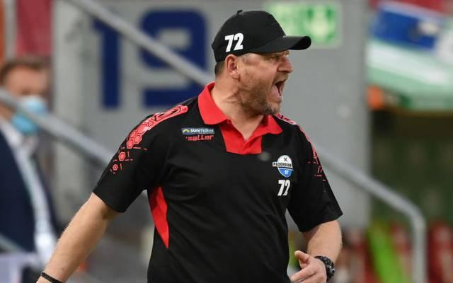 Steffen Baumgart gibt sich vor dem Duell mit dem BVB kämpferisch
