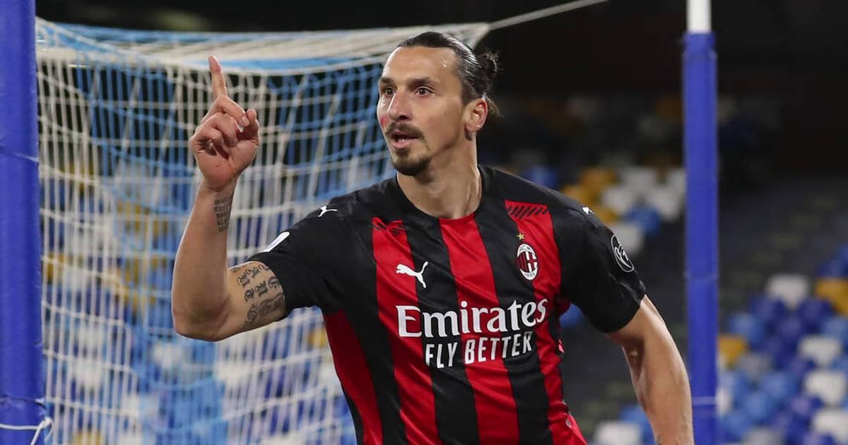 Schweden: Zlatan Ibrahimovic gibt offenbar Comeback in Nationalteam - SPORT1