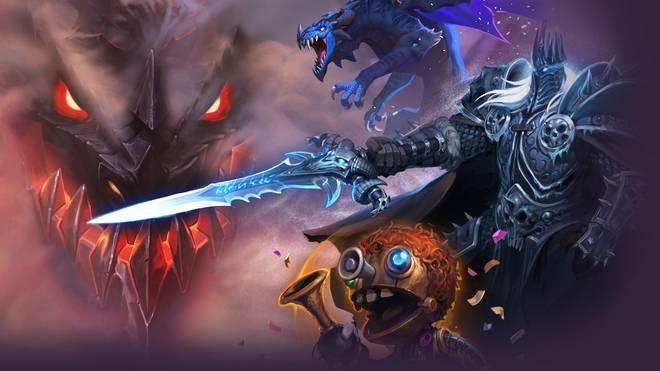 Der neue Hearthstone Patch bringt die Drachen auf's Schlachtfeld.