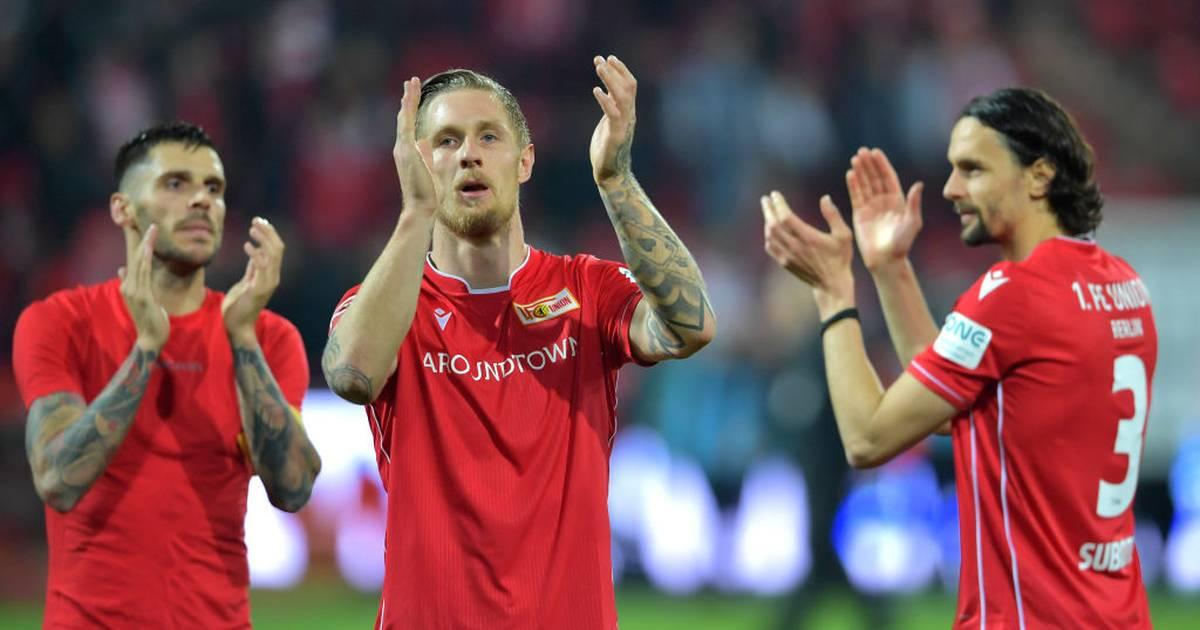Bundesliga: Sebatian Polter wird den 1. FC Union Berlin im Sommer verlassen