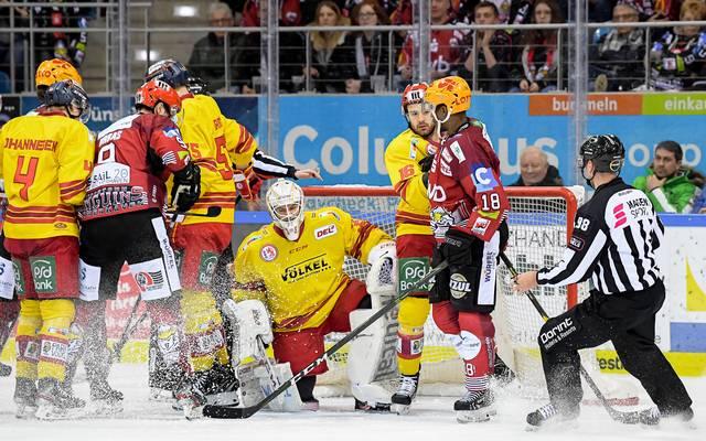 Ingolstadt und Düsseldorf kämpfen noch um den direkten Playoff-Einzug