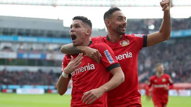 Bayer Leverkusen reist in der Europa League zu den Rangers