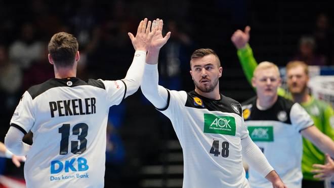 Zeiten für die Hauptrundenspiele der deutschen Mannschaft stehen fest.
