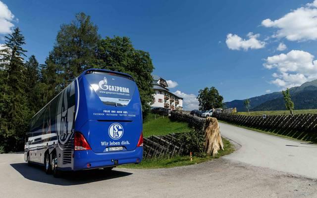 In diesem Hotel wird der FC Schalke 04 nicht übernachten