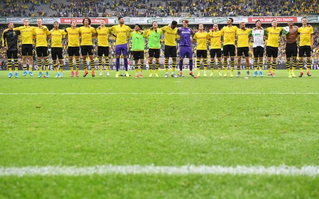 Borussia Dortmund ist am 2. Spieltag beim 1. FC Köln zu Gast