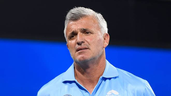 Apostolos Tsitsipas ist Vater und Coach von Spitzenspieler Stefano Tsitsipas