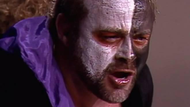 "Kevin Sullivan als ""Prince of Darkness"" in Florida"