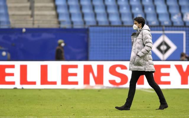 Jonas Boldt sieht den HSV im Aufstiegskampf gut gerüstet