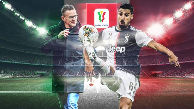 Ralf Rangnick (l.) und Sami Khedira sind in Italien vieldiskutierte Namen