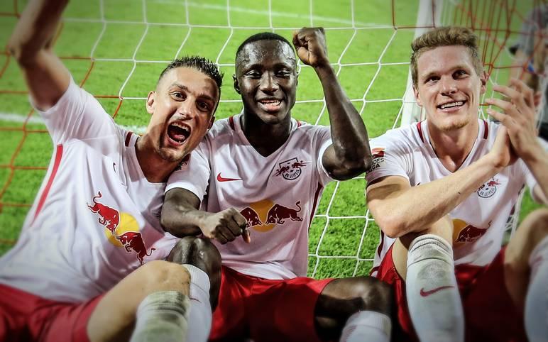 Nach neun Bundesligaspielen unbesiegt, Platz 2 in der Tabelle und Bayern-Jäger Nummer eins: Diesen Saisonstart hatten bei RB Leipzig wohl nicht einmal die kühnsten Optimisten auf der Rechnung. Aber wer sind die Protagonisten beim Liga-Neuling? SPORT1 stellt die RB-Profis genauer vor