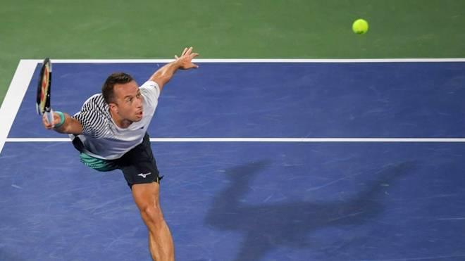 Für Philipp Kohlschreiber sind die US Open 2020 bereits wieder beendet