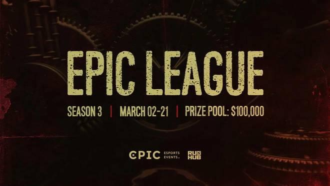Season 3 der EPIC League verspricht ein Appetitmacher aufs Singapur-Major zu werden