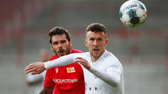 Ivan Perisic vom FC Bayern wurde gegen Union Berlin eingewechselt