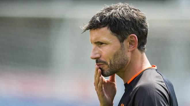 Mark van Bommel trainiert seit 2018 die PSV Eindhoven