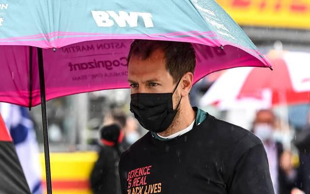 Sebastian Vettel ist noch ohne WM-Punkt