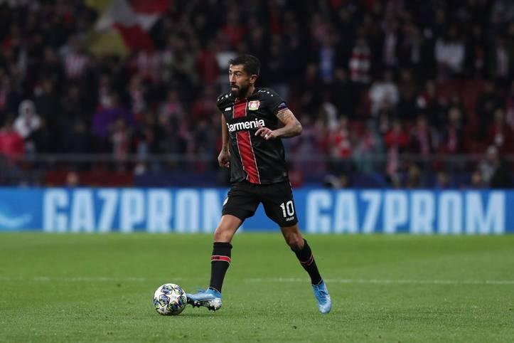 """Kerem Demirbay wechselte im Sommer für 32 Millionen Euro von der TSG 1899 Hoffenheim zu Bayer Leverkusen und ist damit der Rekordtransfer der Werkself. Sein eigenes Fazit nach sechs Monaten Bayer: """"Ich habe nicht abgeliefert"""""""