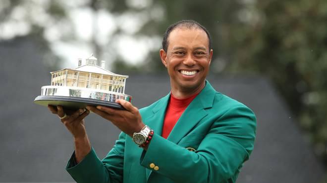 Tiger Woods gewann 2019 noch einmal das ehrwürdige Masters in Augusta
