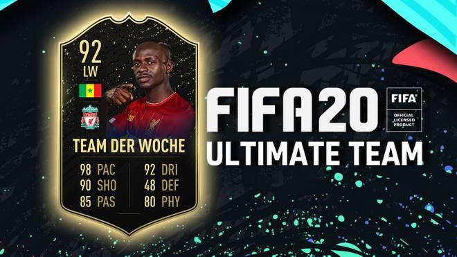 FIFA TOTW 39 - Unzählige Topstars und ein Münchener Löwe