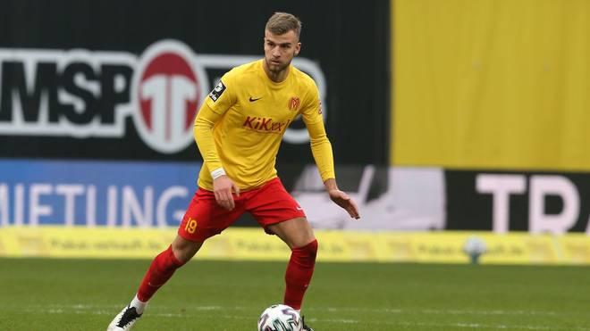 Lars Bünning vom SV Meppen