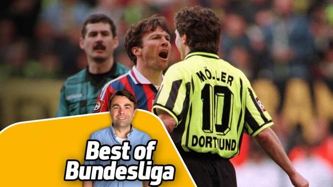 """Ben Redelings blickt in """"Best of Bundesliga"""" auf den Streit zwischen Matthäus und Möller"""