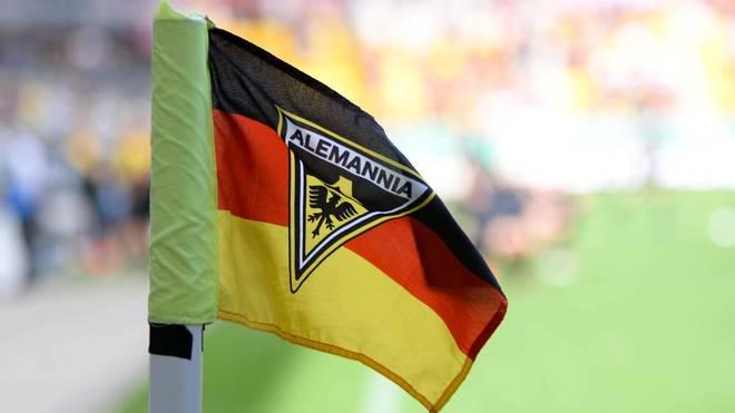 Bei Alemannia Aachen gibt es einen Coronafall