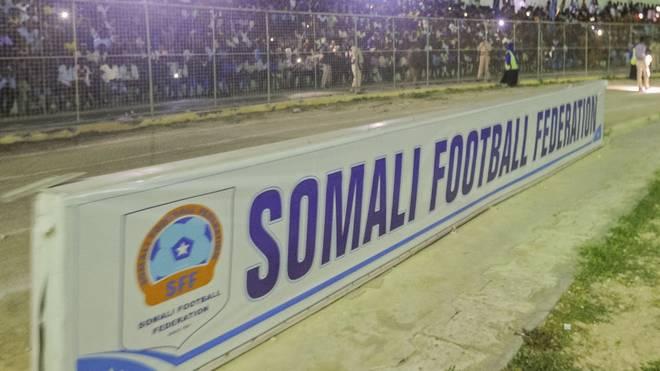 Der somalische Fußballverband feiert ein historisches Ereignis