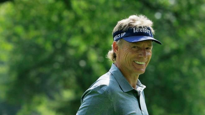 Bernhard Langer ist der beste deutscher Golfer aller Zeiten