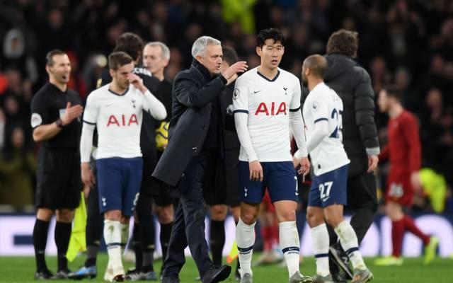 Jose Mourinho will sich mit Heung-Min Son noch besser verständigen können