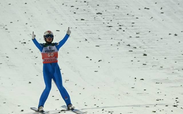 Marius Lindvik kann beim Neujahrsspringen nicht an den Start gehen