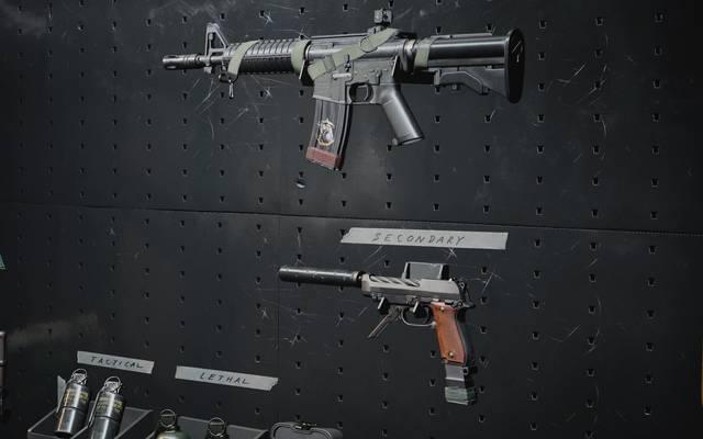Die Diamatti-Pistole gilt als eine der besten Zweitwaffen in Call of Duty