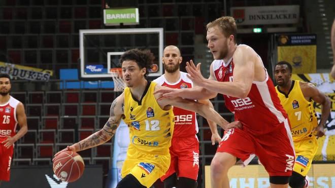 Bamberg und Ludwigsburg stehen sich zum dritten Mal in den Playoffs gegenüber