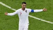 Cristiano Ronaldo fehlt erneut im portugiesischen Kader