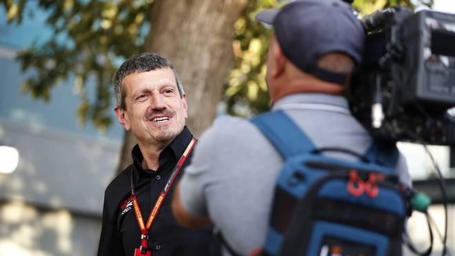 Günther Steiner, Teamchef bei Haas F1 Teams seit 2014, ist für seine emotionale Art bekannt