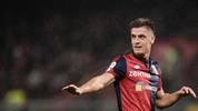 Krzysztof Piatek wechselte für 35 Millionen Euro von Genua zum AC Mailand