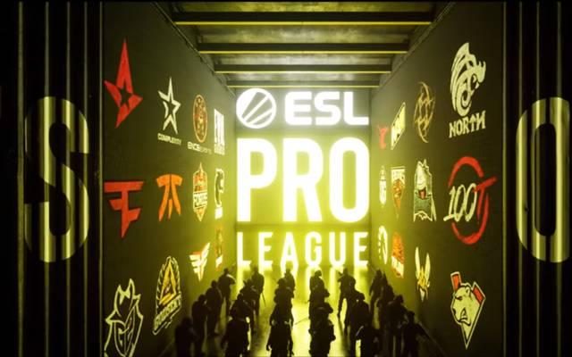 Am 16.03. startet die 11. Saison der ESL Pro League.