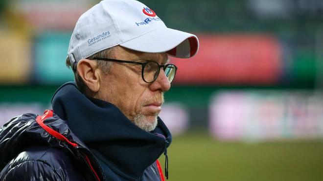 Peter Stöger wird Trainer von Ferencváros Budapest
