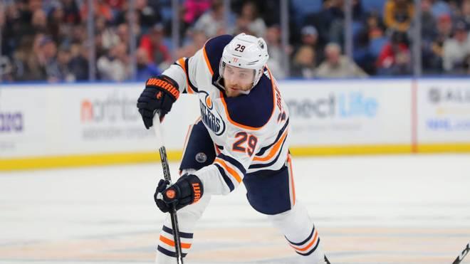 Leon Draisatl verliert mit den Edmonton Oilers gegen die Arizona Coyotes