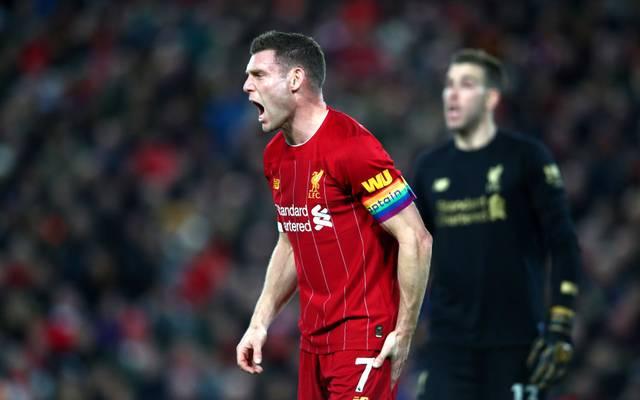 James Milner bindet sich langfristig an den FC Liverpool