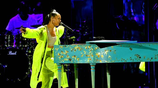 Alicia Keys zählt zu den größten Musik-Stars der Welt