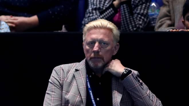 Boris Becker sieht den Tennissport in einer schweren Krise