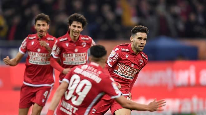 Der FCSB Bukarest konnte seit drei Spielen nicht mehr gewinnen