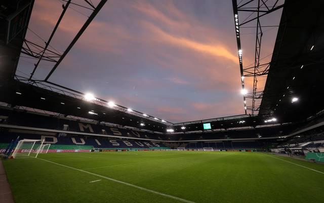 Das Spiel beim MSV Duisburg muss ausfallen