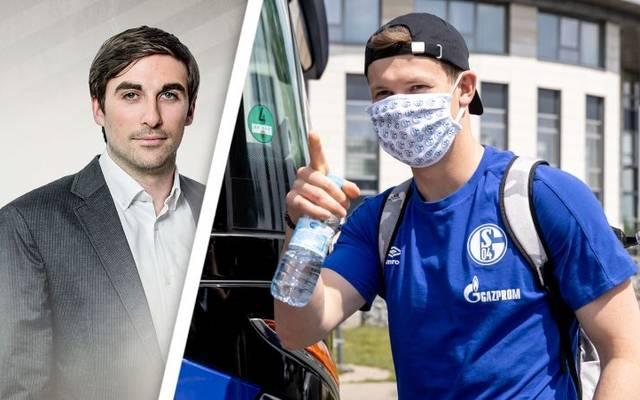 Alexander Nübel (r.) wechselt zur kommenden Saison zum FC Bayern